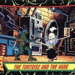 TMNT/UY Trading Cards